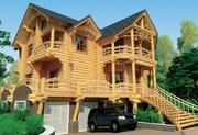 Деревянные рестораны,  гостиницы,  зоны отдыха!