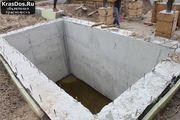Погреб монолитный под ключ от завода производителя