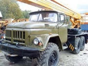 Услуги автовышки ЗИЛ131 ВС22МС