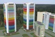 Жилой комплекс Радуга в Новосибирске