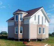 Очень красивый дом для постоянного,  круглогодичного проживания