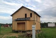 Дом из сип панелей со сборкой на участке заказчика