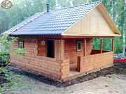 Строительство. Дома. Бани. Фундамент. Сруб. Кровля. 8-902-940-17-59