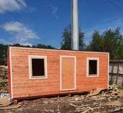 Новые Бытовки блок контейнеры для строителей. Доставка в день обращени